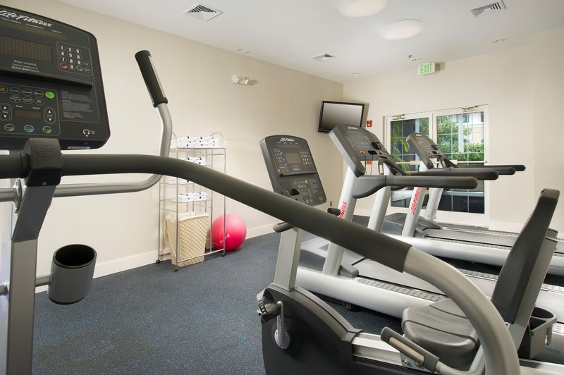 Holiday Inn Miami Doral fitness center great for business traveler