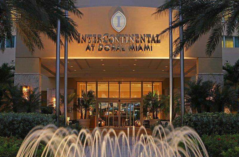 Luxury Hotel in Doral Florida
