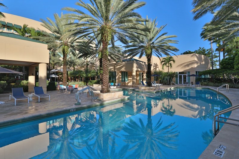Enjoy our relaxing heated pool