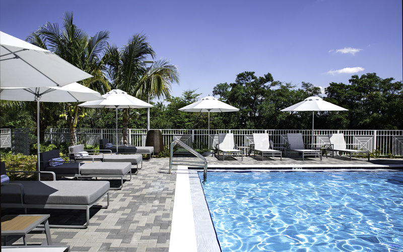 Our swimming pool is the perfect end to relax after meetings