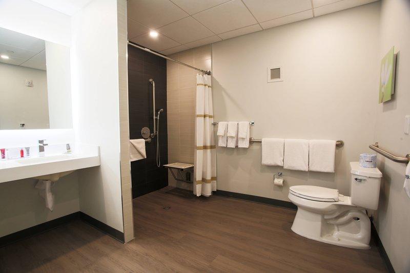Standard Bathroom - ADA Accessible