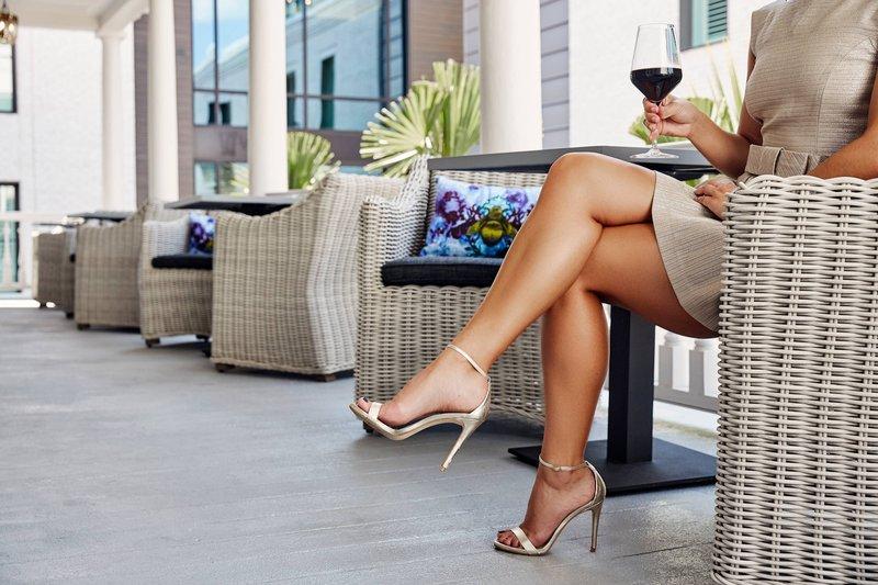 Delaney Oyster House - Wine On The Veranda