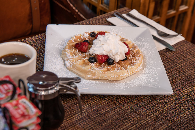 Breakfast is even tastier in Downtown Manhattan at our hotel