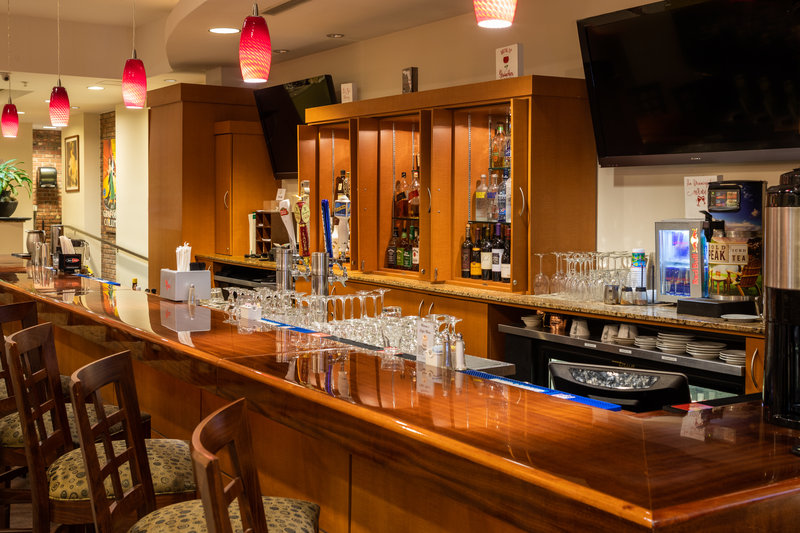 On-site Bar in Downtown Miami Hotel