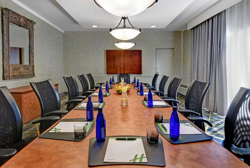 Board room meeting space