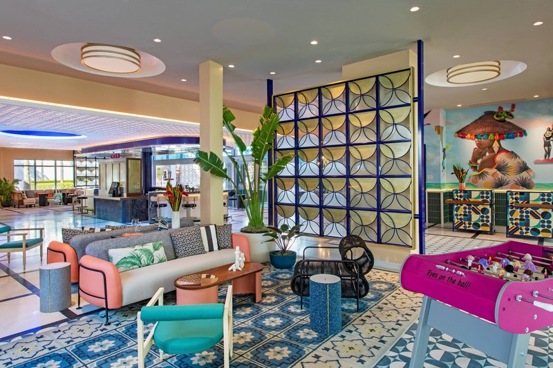 Lobby Lounge & Foosball