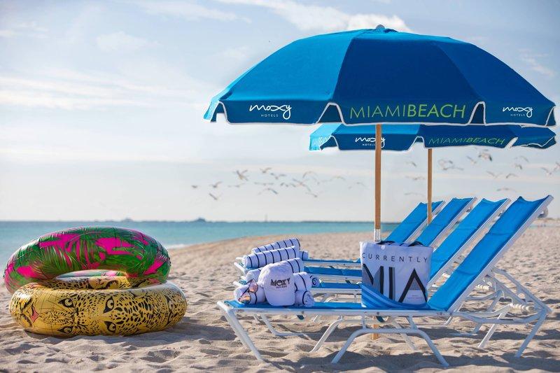 Moxy Beach Chairs