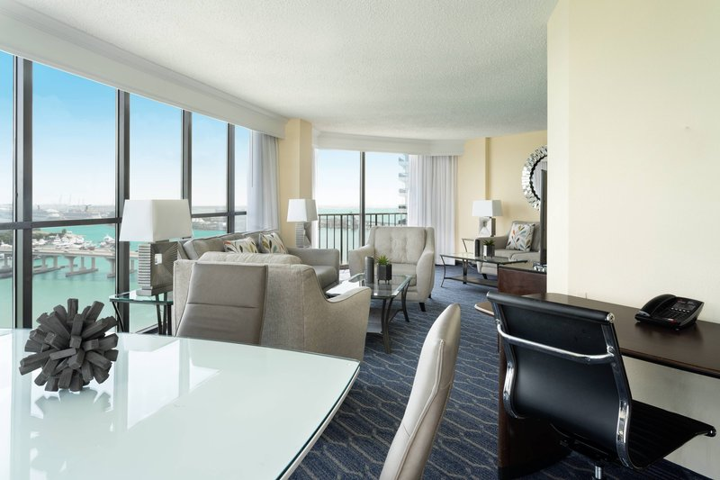 Vice Presidential Suite
